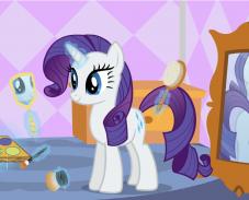 Мои маленькие пони. Путешествие по Понивиллю онлайн