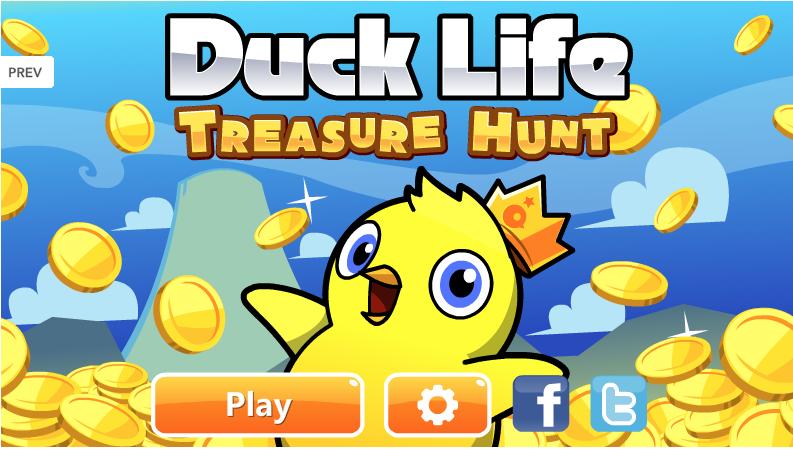 Жизнь цыпленка: Охота за сокровищами онлайн