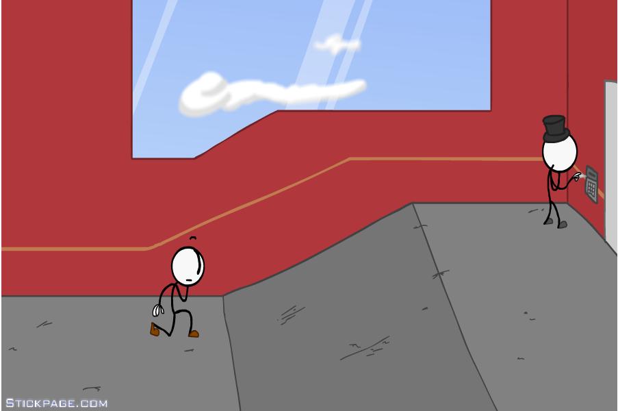 Проникновение в дирижабль онлайн