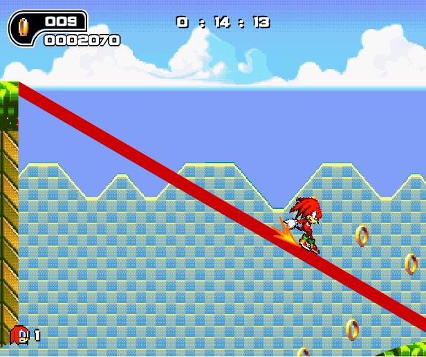 Супер Соник Sega онлайн