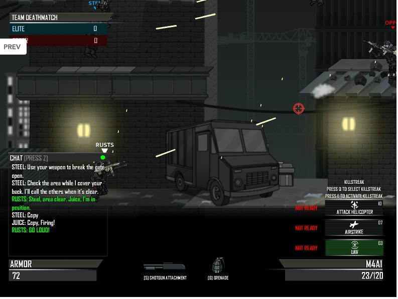 Военный удар онлайн