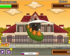 Динозаврик-разрушитель онлайн
