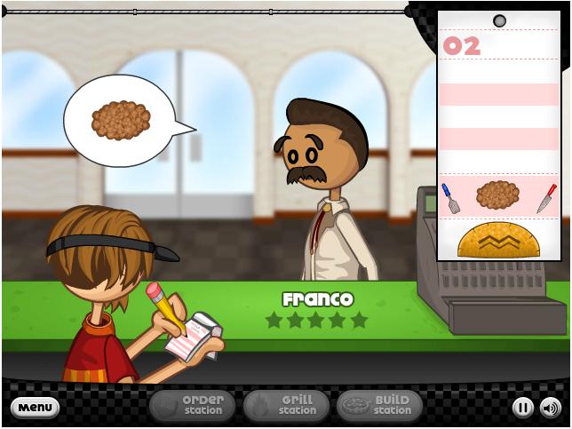 Ресторан Папы Луи — Тако мания онлайн