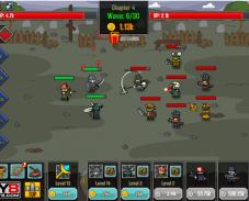 IDLE: Войска онлайн