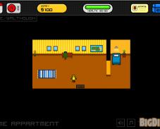 Пиксельный город онлайн