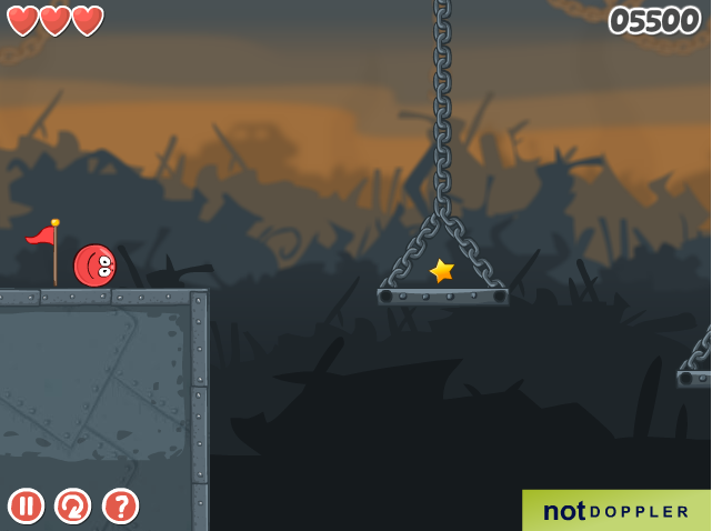 Красный шар 4. Часть 3 онлайн