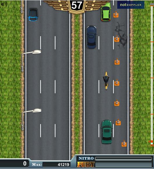 Неистовство на шоссе 3 онлайн