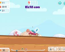 Мороженная гонка онлайн
